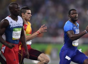 Alonso Edwards correrá por el oro enlos 200 metros de Río de Janeiro