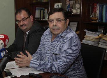 Luis Cucalón fue trasladado a El Renacer