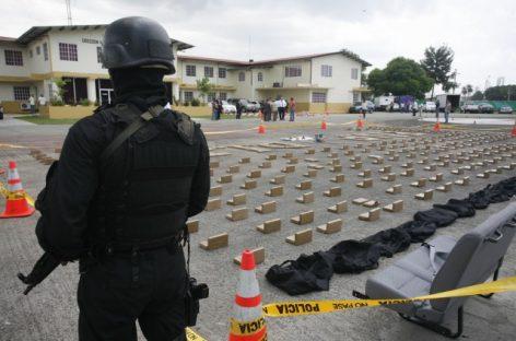32 toneladas de drogas han sido decomisadasenel país en 2016