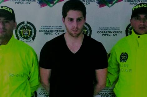 Colombia rechazó solicitud de refugio deMayerMizrachi