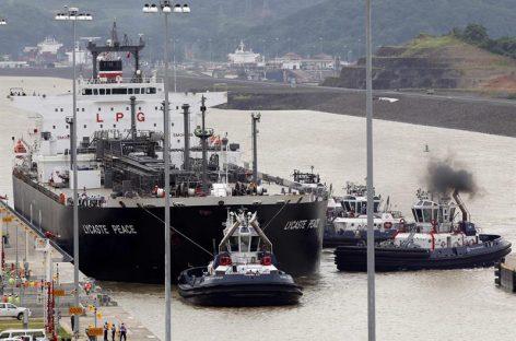 100 barcos ya han cruzado las nuevas esclusas del CanaldePanamá