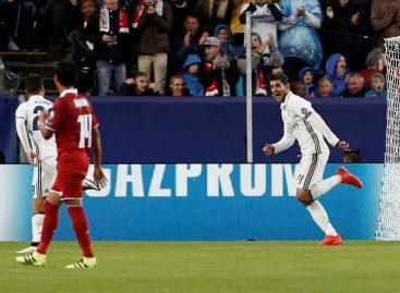 Álvaro Morata: «Voy a dejarme lavidaen el Bernabéu»