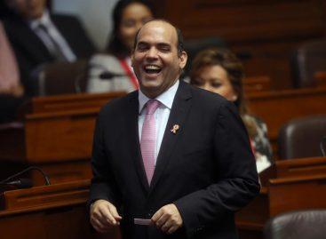 El gabinete de ministros de Perú pide el voto de confianza del Congreso