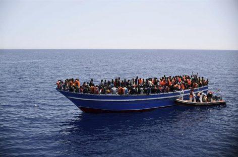 Dos niñas sirias entre los cinco muertos del Canal de Sicilia