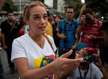 El opositor venezolano Leopoldo López recibió amenaza de muerte, según su esposa