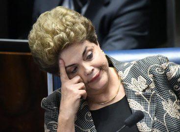 Senado de Brasil destituyó a Dilma Rousseff y ratificó a Temer