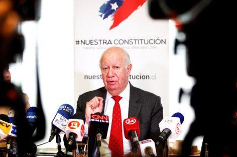 Presentan una plataforma para modificar la Constitución chilena