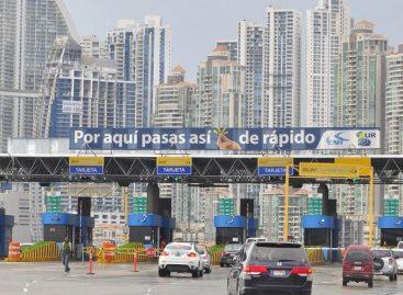 Nuevas tarifas del Corredor Sur secobrarán la próxima semana