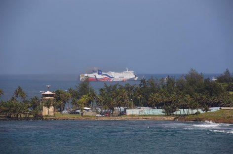 Desalojan a pasajeros de un crucero en Puerto Rico por incendio