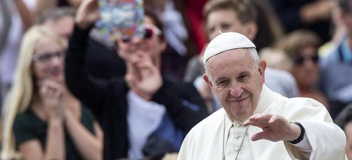 El mensaje que le envió el Papa Francisco a los jóvenes panameños (+Video)