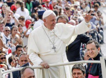El Papa condena las «esclavitudes creadas en nombre de una falsa libertad»