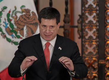Horacio Cartes se reunirá con Bachelet en Chile