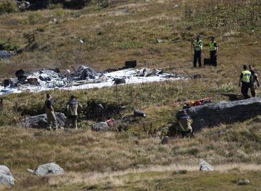 Un helicóptero militar suizo se estrella y mueren los dos pilotos
