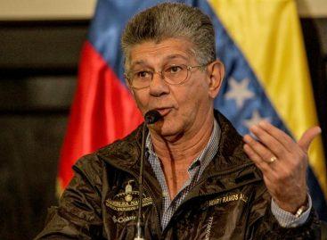 Presidente del Parlamento venezolano no teme ser denunciado