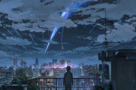 «Your name» arrasa en taquilla como nuevo hito de la animación japonesa