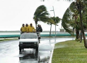 R. Dominicana mantiene la alerta verde por tormenta Matthew