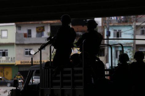 25 mil militares resguardarán 420 ciudades de Brasil por comicios