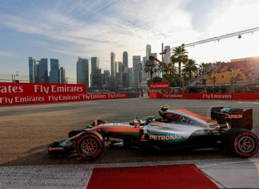 F1: Nico Rosberg fue el más rápido en el segundo entrenamiento delcircuitode Singapur