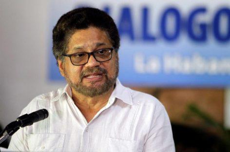 Líderes de las FARC fueron ceduladosenCuba