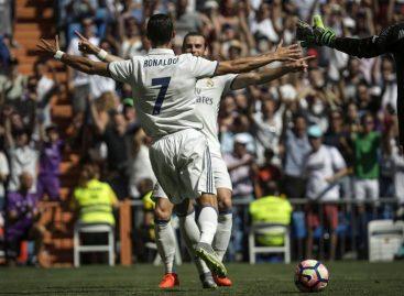 Madrid ganó 5 – 2 al Osasuna y Zidane igualó récord de 15 victorias
