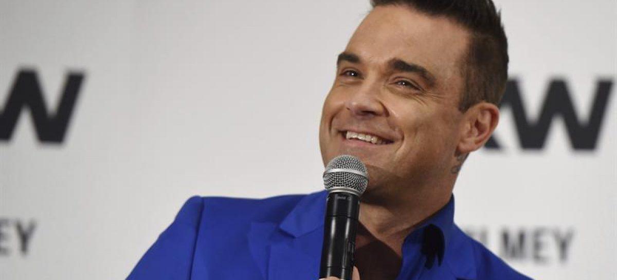 Robbie Williams lanzará nuevo disco titulado «Heavy Entertainment Show»