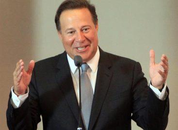 Varela asegura que la firma de la paz en Colombia beneficiará a Panamá