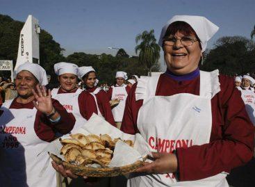 Argentina celebra los 37 años de suFiesta Nacional de la Empanada