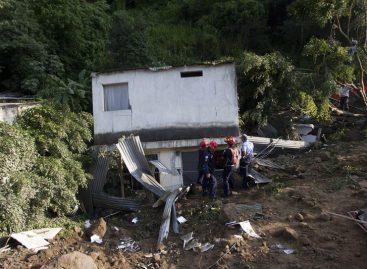 Deslizamiento provocado por laslluvias deja al menos 10muertosen Guatemala