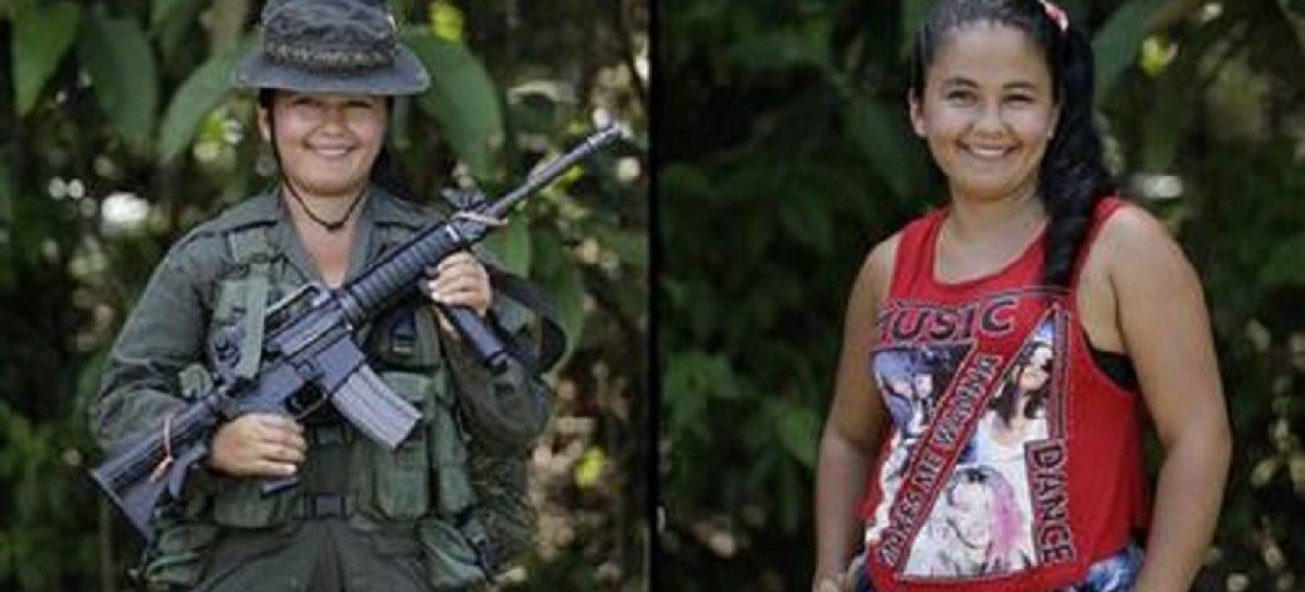 Rebeldes se preparan para la paz enlaselva de Colombia