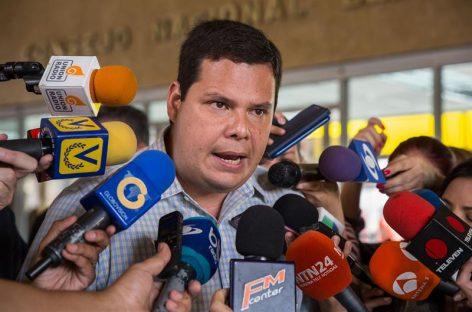 Oposición venezolana propone condiciones para la fase previa alreferendo revocatorio