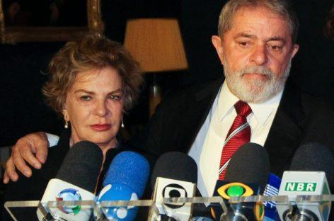 Fiscalía de Brasil imputó a Lula ysuesposa por corrupción