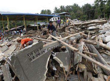Terremoto de magnitud 6,3 sacude laisla Mindanao en Filipinas