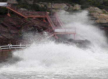 Aumentan a 31 los muertos por los tifones Malakas y Meranti en China