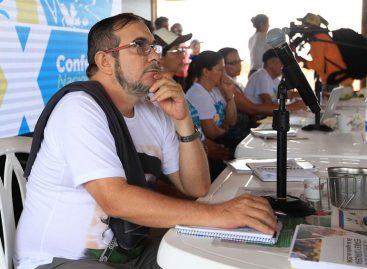Las FARC convocarán un congreso para la creación de su partido