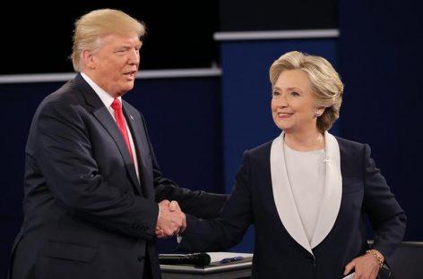 Trump y Clinton llevan sus ataques al extremo tras un amargo debate