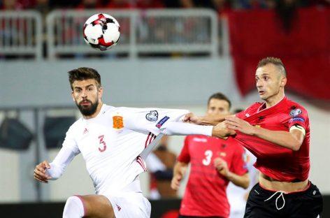 Piqué dejará la selección de España tras el Mundial de Rusia 2018