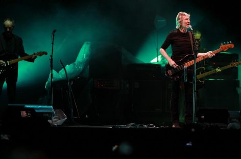 Roger Waters y The Who cerraron con éxito el festival Desert Trip