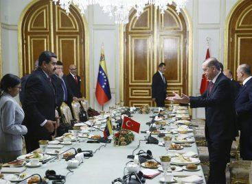 Maduro espera acuerdo que asegure por 10 años precio del crudo
