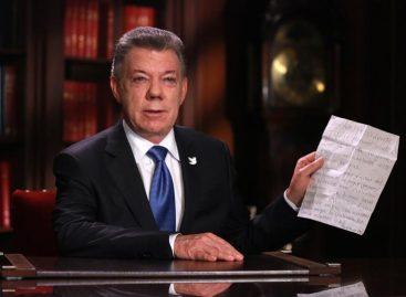 Santos: Diálogo con el ELN hará quelapaz sea «completa»