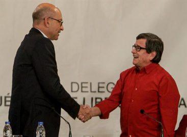 Gobierno de Colombia y el ELN iniciarán diálogos de paz en Ecuador