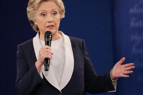 Atlantic: Clinton amplía su ventaja a 11 puntos sobre Trump