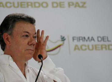 Santos: Diálogo para lograr la unión nacional y la paz avanza
