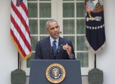 Obama recuerda al rey de Tailandia como un «amigo cercano»
