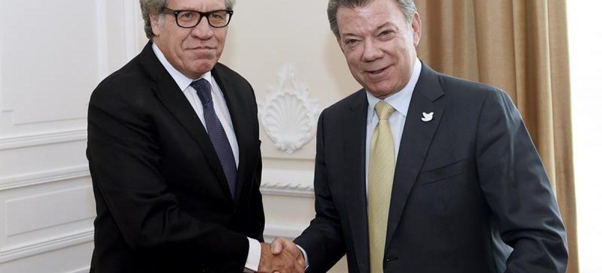 Santos prorroga hasta el 31 de diciembre el alto al fuego con las FARC
