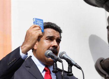 Maduro decretó presupuesto fiscal de 2017 sin someterlo al Parlamento