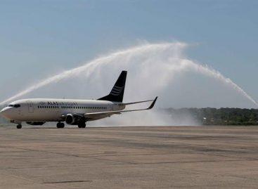 Aerolínea Alas Uruguay dejó de volar temporalmente a Asunción