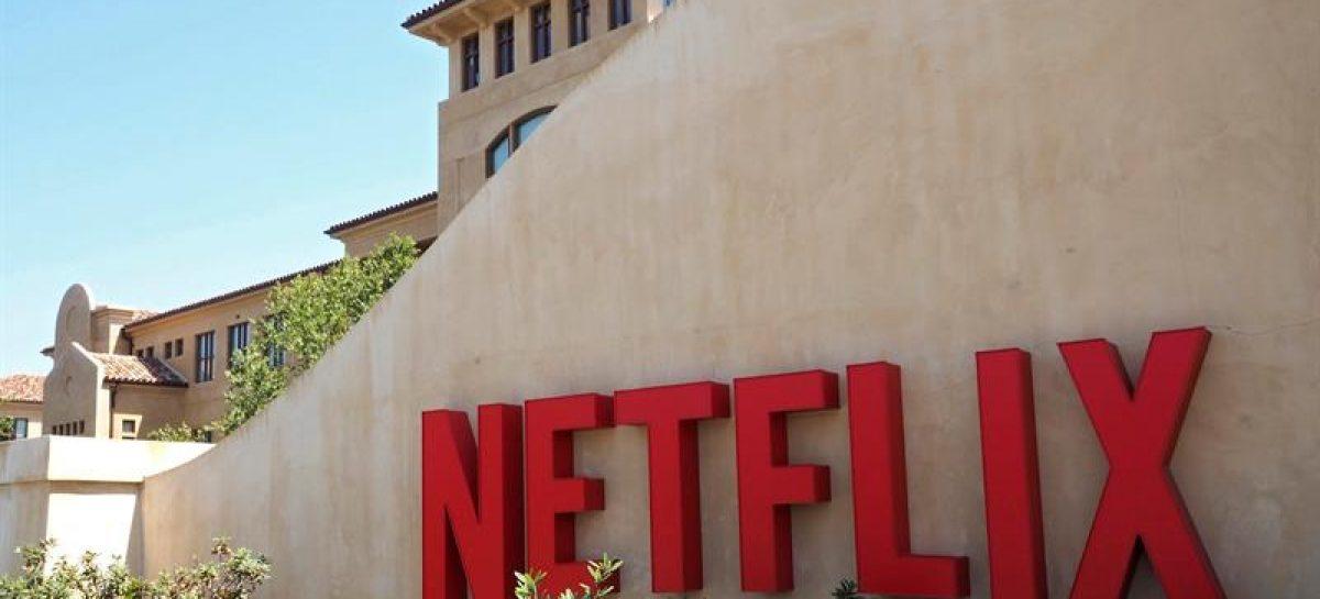 Acciones de Netflix se disparan tras informe de sus resultados trimestrales