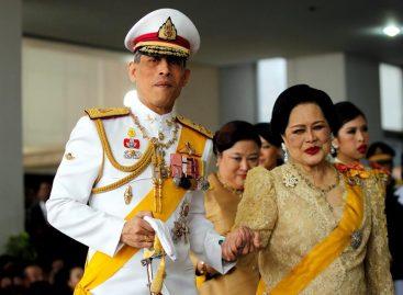 Príncipe de Tailandia podría ser proclamado rey a partir del viernes