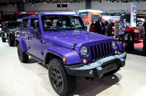 Llaman a revisión miles Jeep Wrangler por defecto en sus airbag