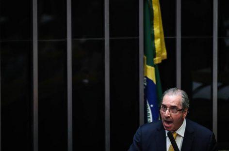 Detenido Eduardo Cunha, impulsor dela destitución de Rousseff